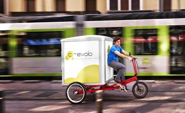 C-Evolo Z1, Triciclo eléctrico, Transporte Ecoresponsable y Sostenible