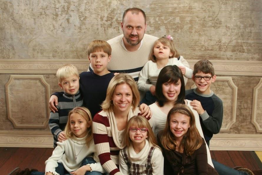 Family Pic Nov 2013