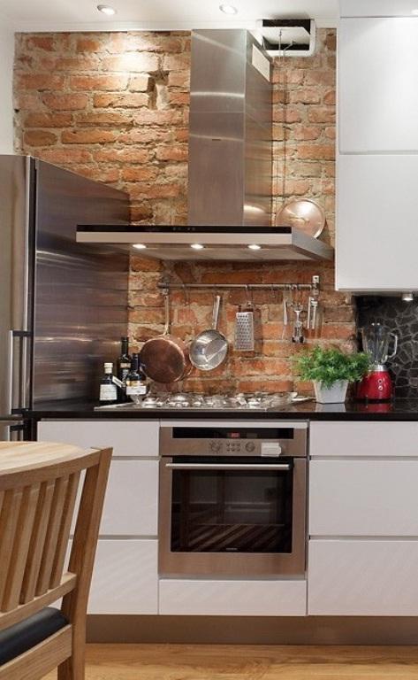 Decora y disena cocina estilo minimalista e industrial - Cocina estilo industrial ...