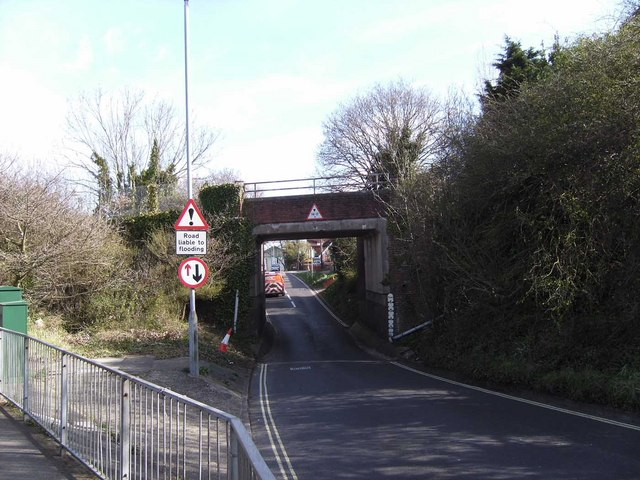 Wych Lane Bridge