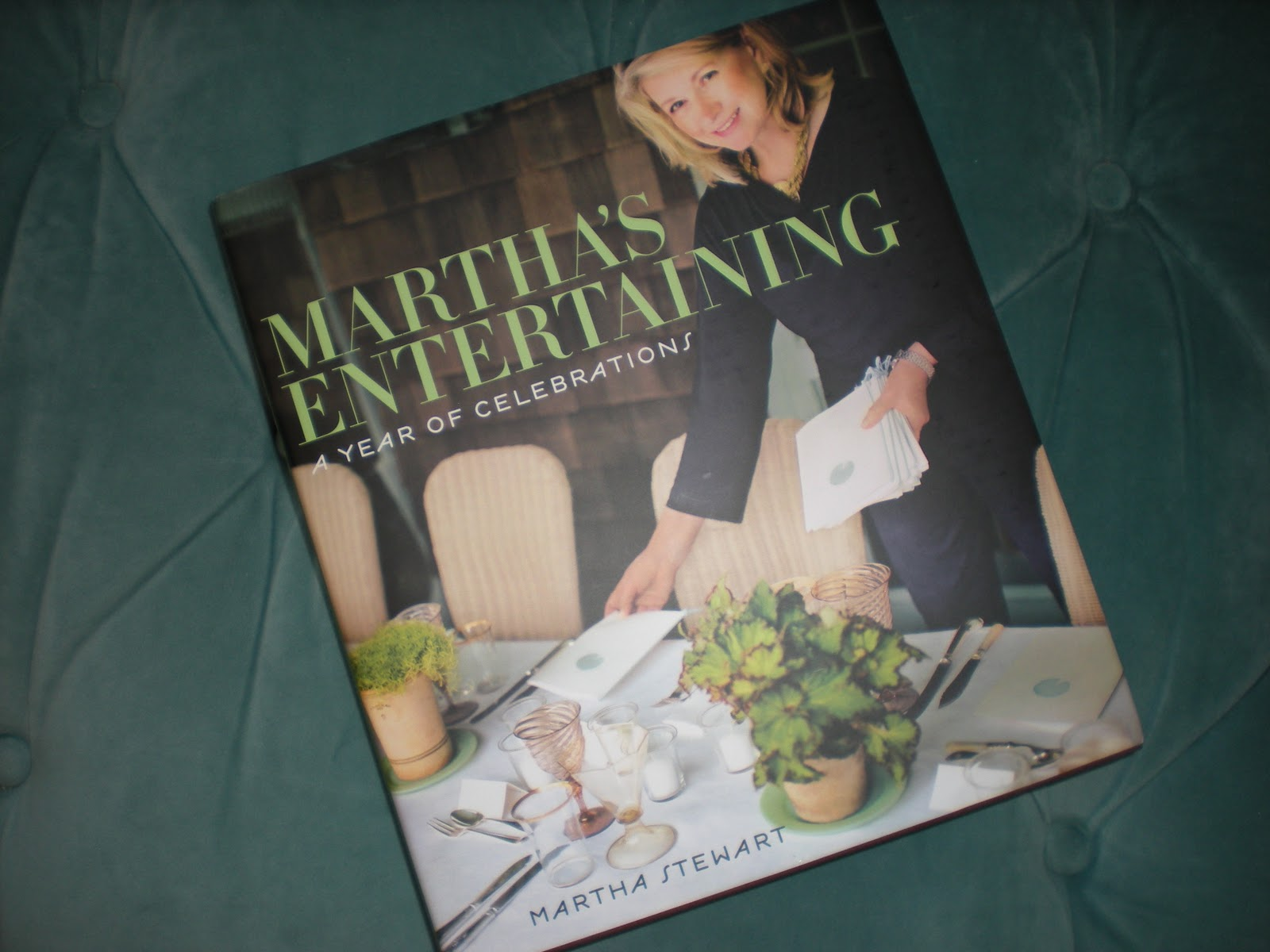 Entertaining by Martha Stewart PLUS Quick Cook and Pies and Tarts 3 books 1 Money
