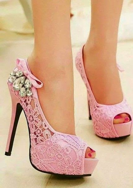 Top 5 Beautiful high Heel