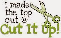 I made Top 3 @ Cut It Up Challenge