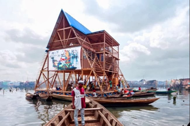Floating School Is a huge success for Lagos