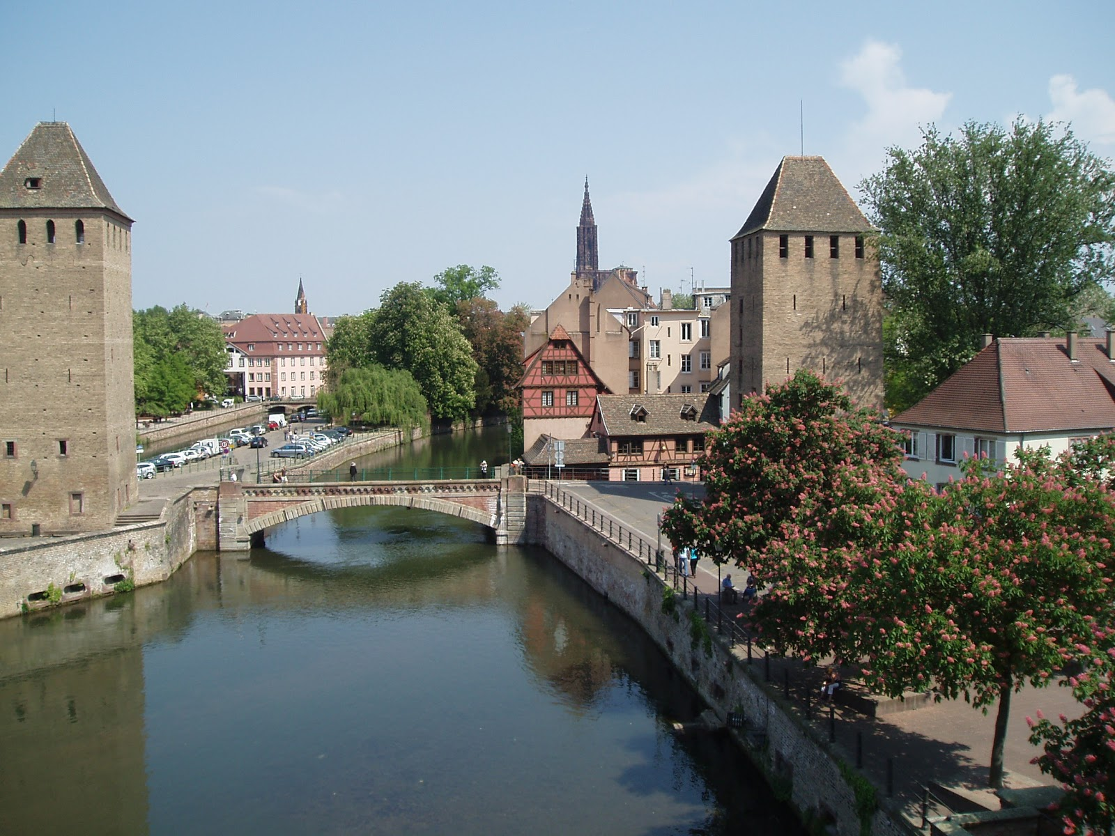 Top World Travel Destinations Strasbourg France