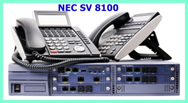 NEC SV 8100