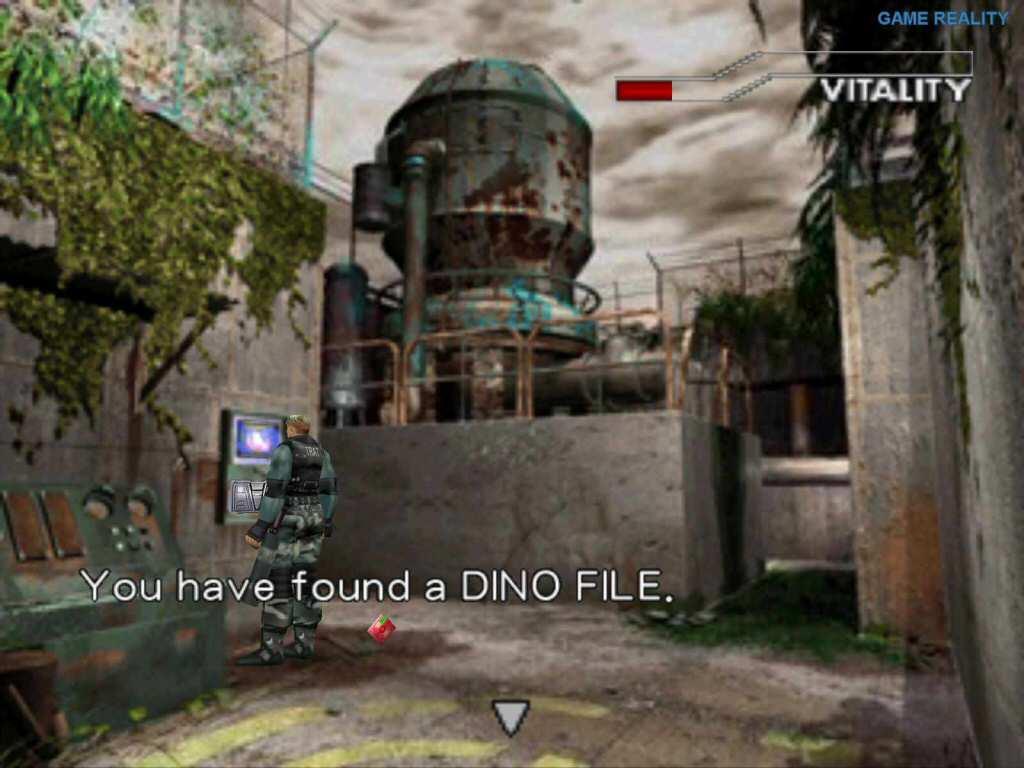 1Dino Crisis Pc Download