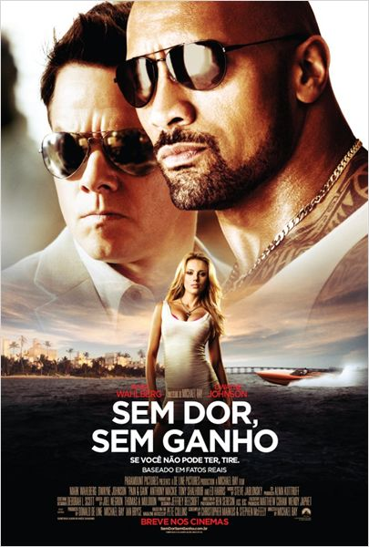 Sem Dor Sem Ganho (Dual Audio) BDRip XviD