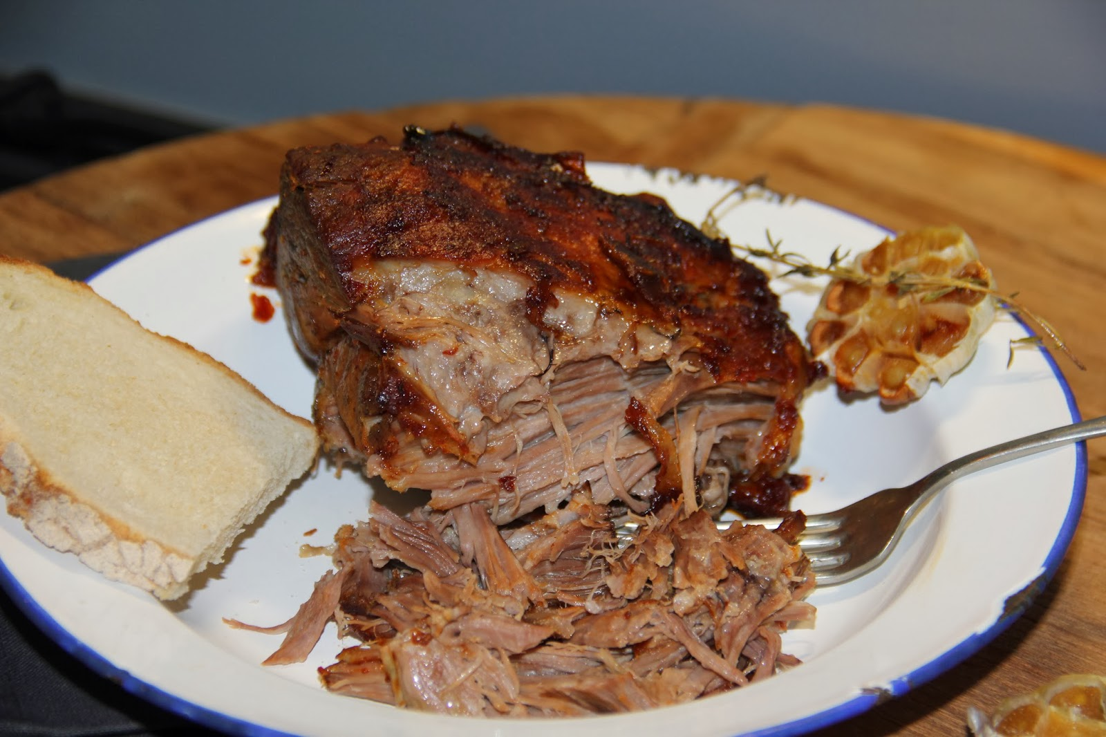 Pulled Pork - www.desmaakvancecile.com