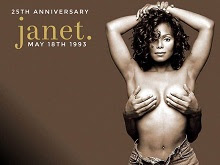 """18 mai 2018 les 25 ans de l'album """"janet."""" !"""