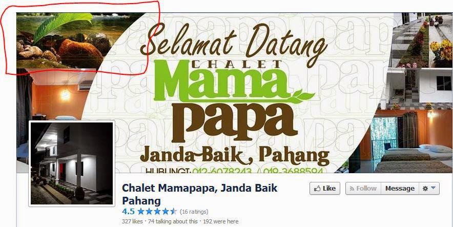 Chalet Mama Papa, Janda Baik