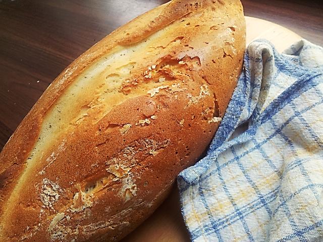 Рецепт белого хлеба с французскими травами форма Lekue