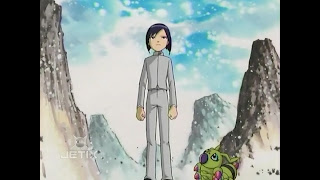 Digimon Adventure 02 Ken & Wormmon