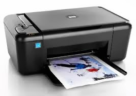 Drivers impressora HP Deskjet F2492para Windows 7/8/XP/Vista