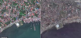 10 Foto Filipina Sebelum Dan Sesudah Topan Haiyan