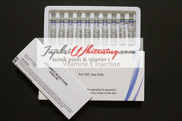Vitamin E Injection Arrow Pharm, vitamin e arrow, vitamin e arrow Injeksi, Suntik Vitamin E Arrow