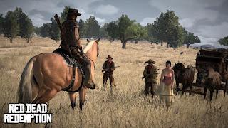 image du piège d'embuscade du jeu Red Dead Redemption