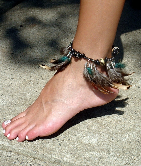 Dare to Wear: Anklets, Ankle Bracelets