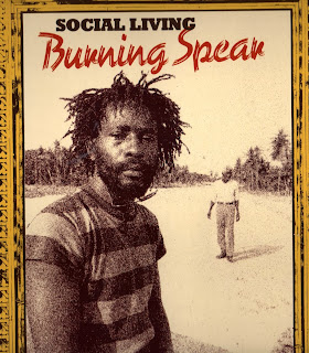 Rastafarianism was at the heart of much of the best Jamaican reggae music of the 1970s - such as Burning Spear's Social Living