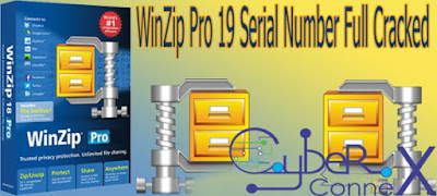 WinZip Pro 19 Full Serial Key