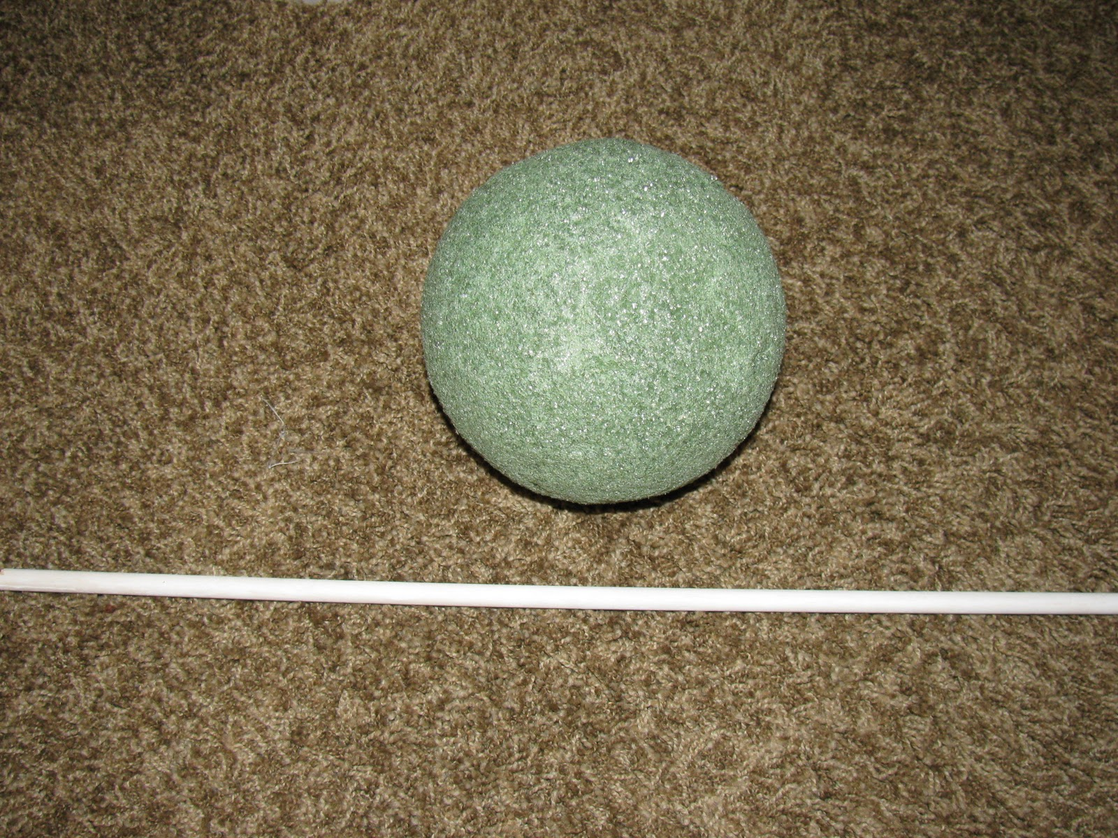 how to make a round ball
