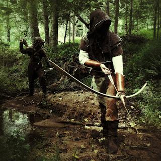 archers hunting robin hood