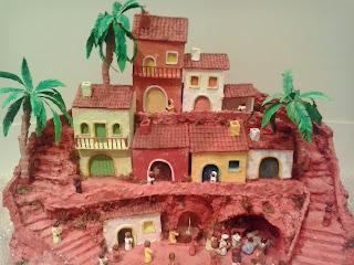 Nacimientos, Belén, Navidad, Caixanova, Vigo