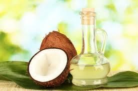 cách dùng dầu dừa