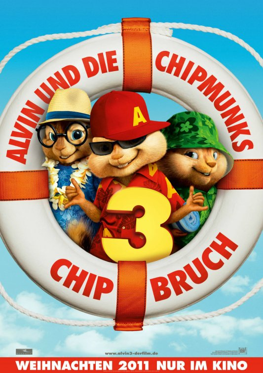 Alvin and the Chipmunk 3