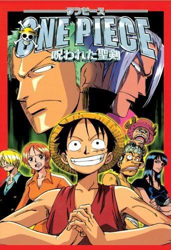 One Piece The Movie 5 (Curse of the Sacred Sword) ตอน วันดวลดาบ ต้องสาปมรณะ