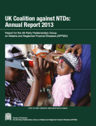 4th Annual Report of the UK Coalition Against NTDs