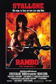 RAMBO II - РЭМБО II