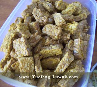 Tempe_kering_bahan_Woku_Vegetarian