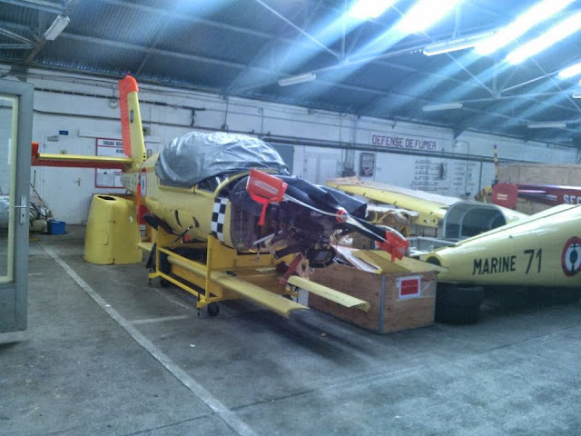SOCATA Rallye 100S aéronautique navale