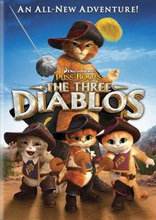 descargar El Gato con Botas: The Three Diablos – DVDRIP LATINO