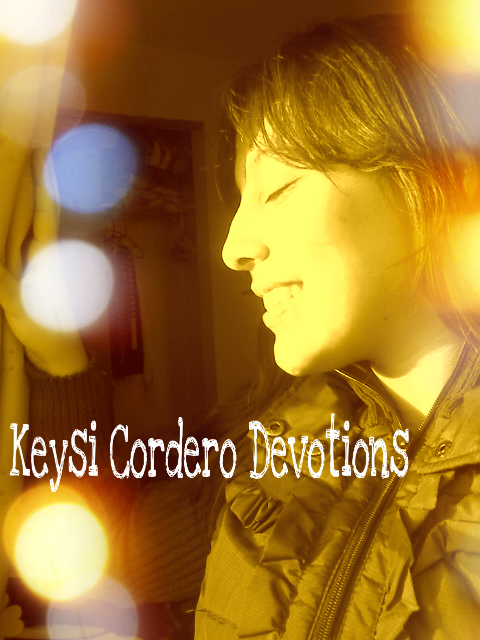 Welcome to Keysi Cordero Devotions!!!
