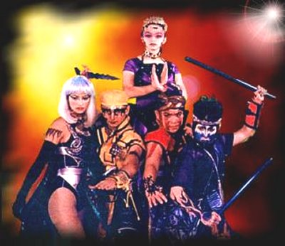 Pintados GMA Network Super Heroe TV Series Retro Pilipinas Feature