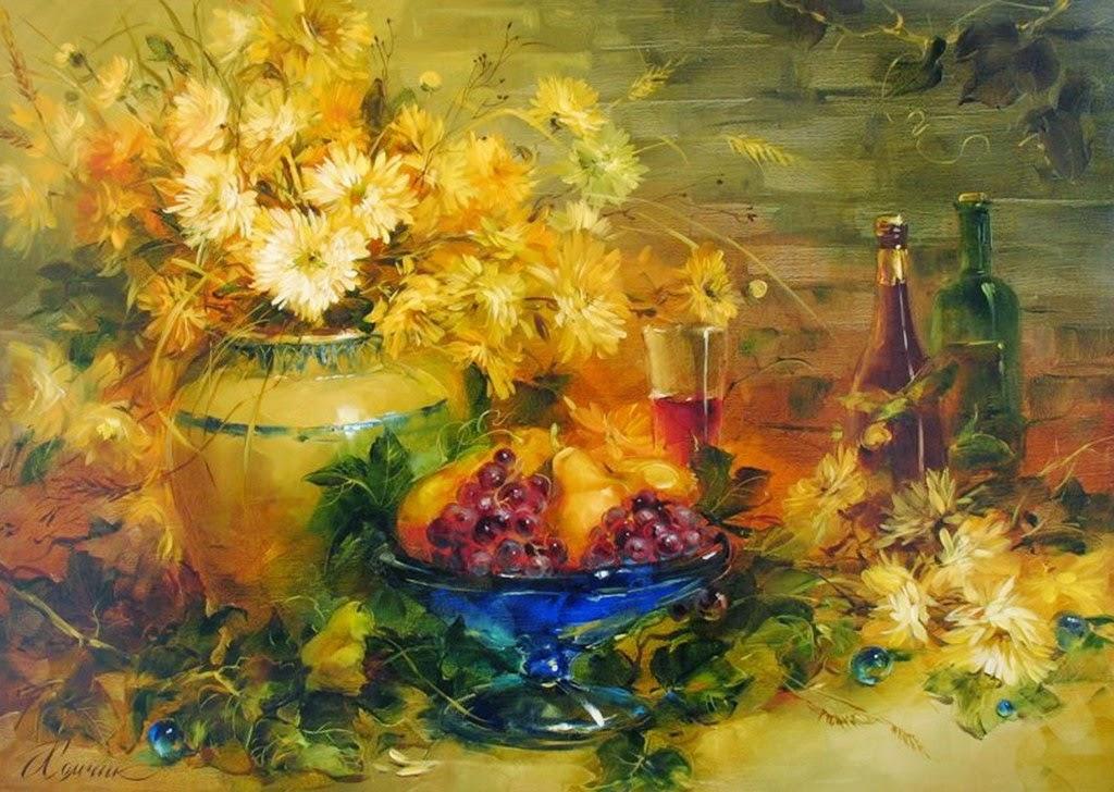 flores-pintadas-en-oleo-realista