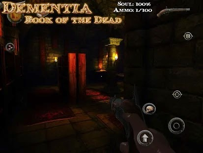 Dementia: Book of the Dead v1.01 Apk Obb Android
