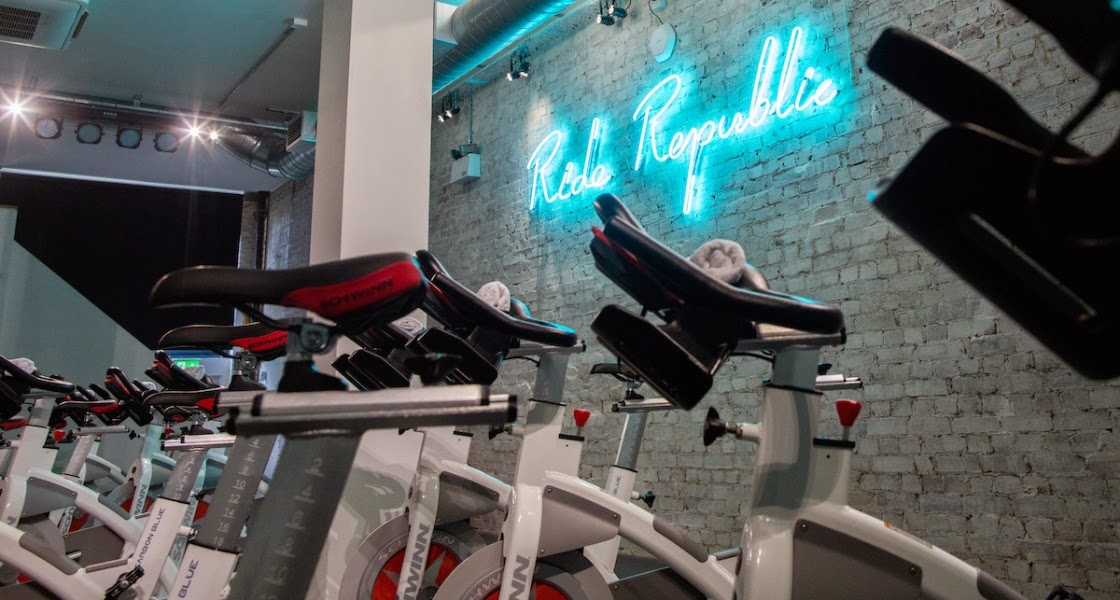 Spinning: Not just for Girls