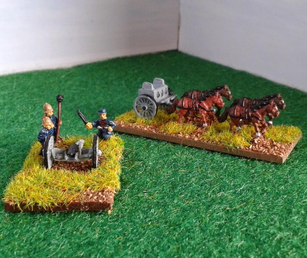 Royal Artillery, 5th Brigade picture 1