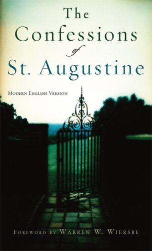 confessions of st augustine modern english version pdf