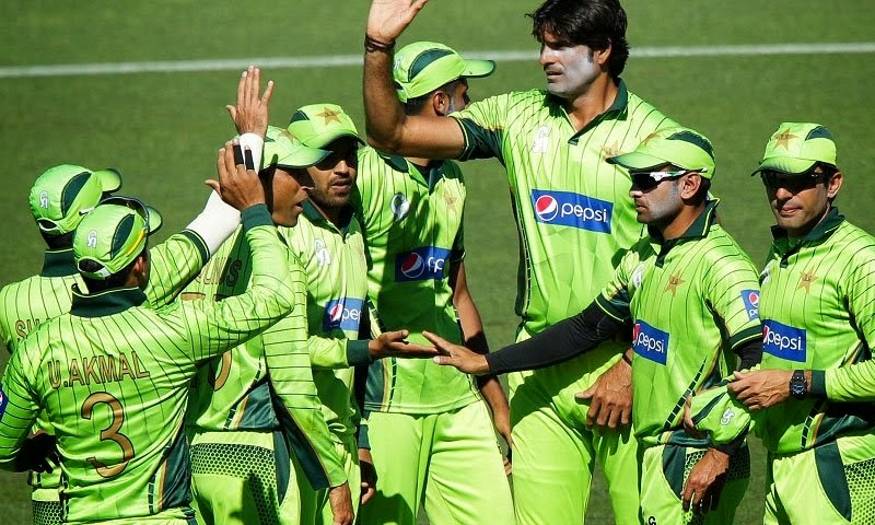 Bravo Team Green - Pakistan