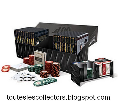 Coffret poker casino royal