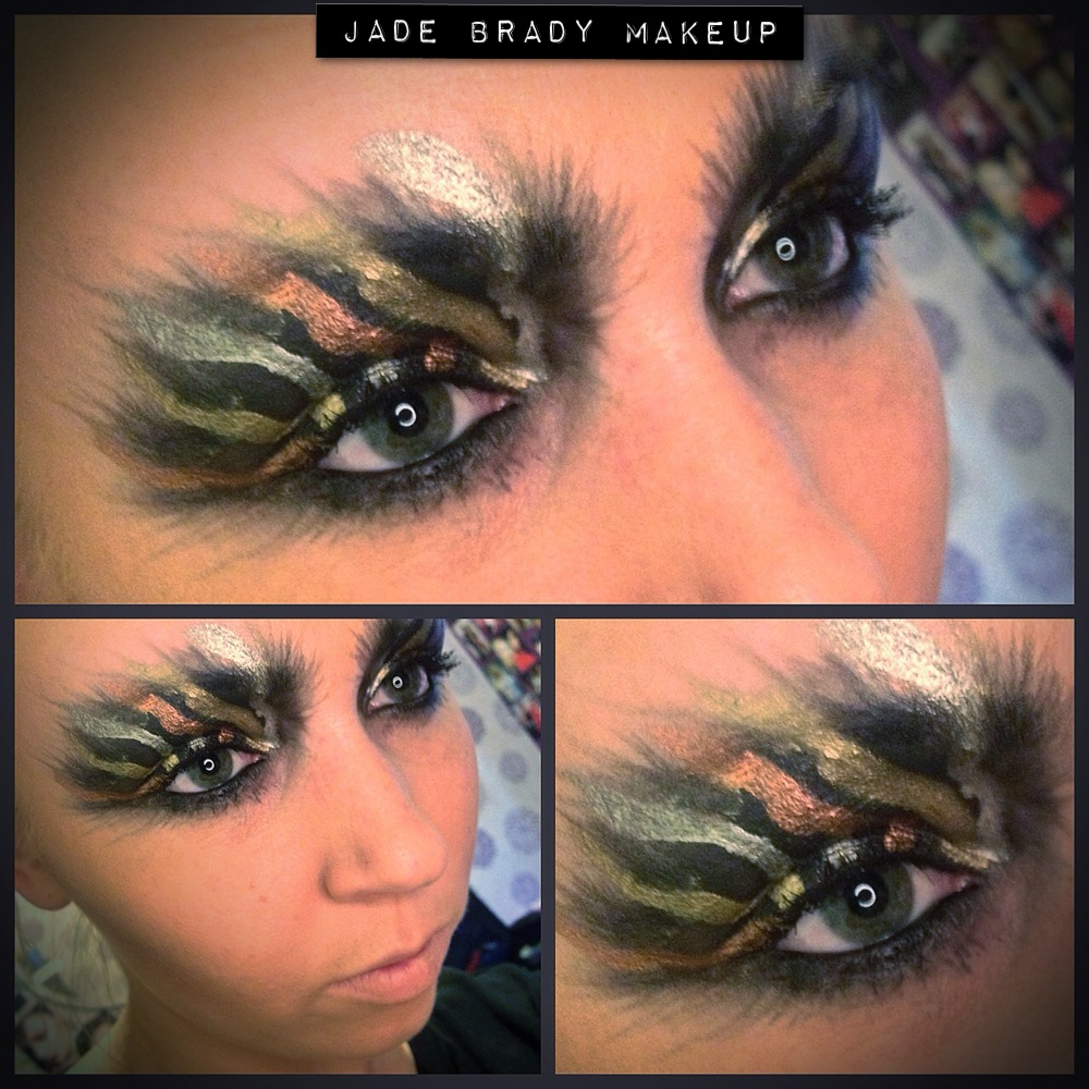Crown Brush Be Inspired By Make Up Artist Jade Brady
