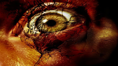 hd scary eyes wallpapers - Evils eyes