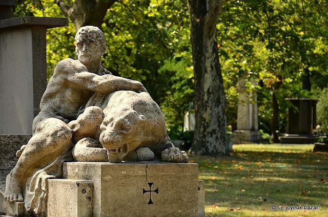 Budapest - cimetière Kerepesi