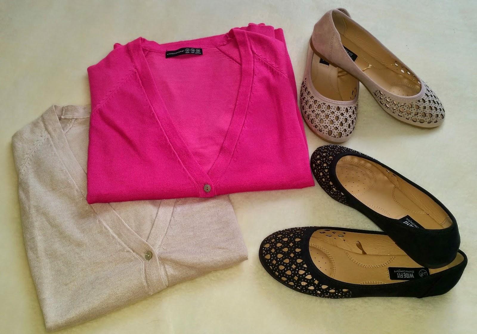 zakupy, ubrania