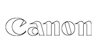 Canon Logo Sketch