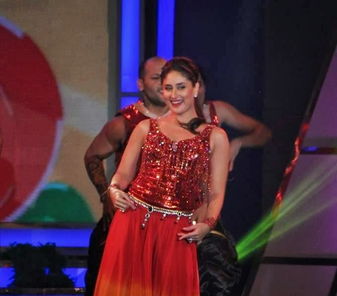 Kareena Kapoor smiles